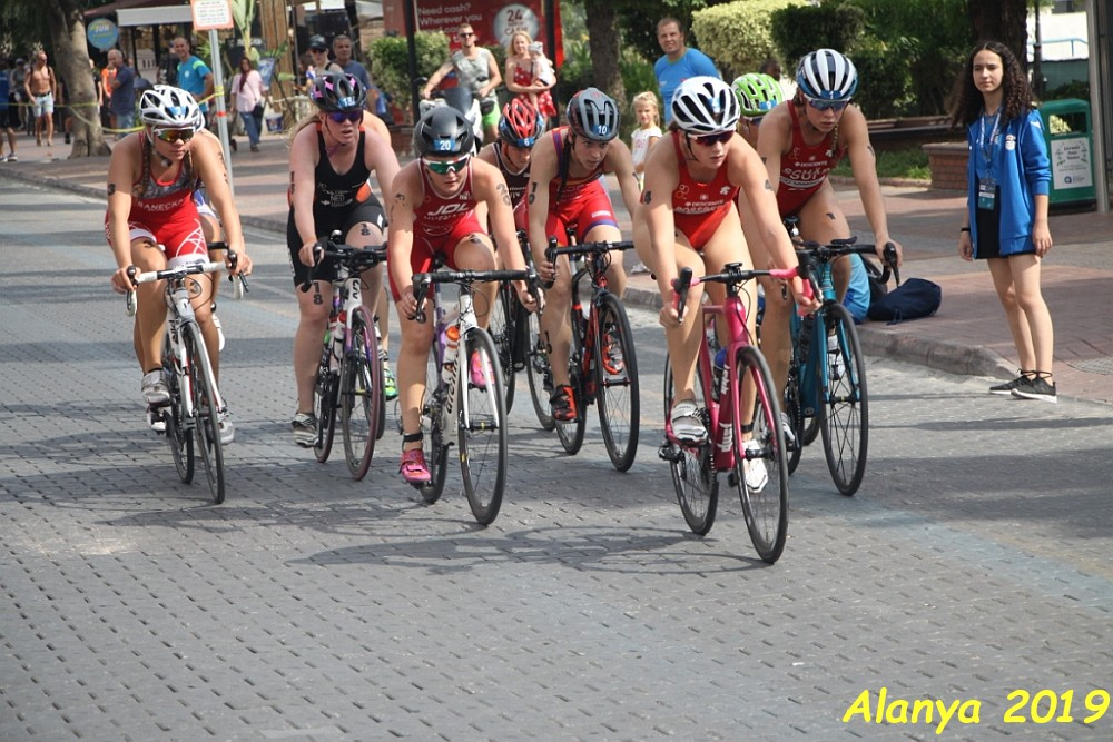 Kolarstwo w Triathlonie - Alanya 2019