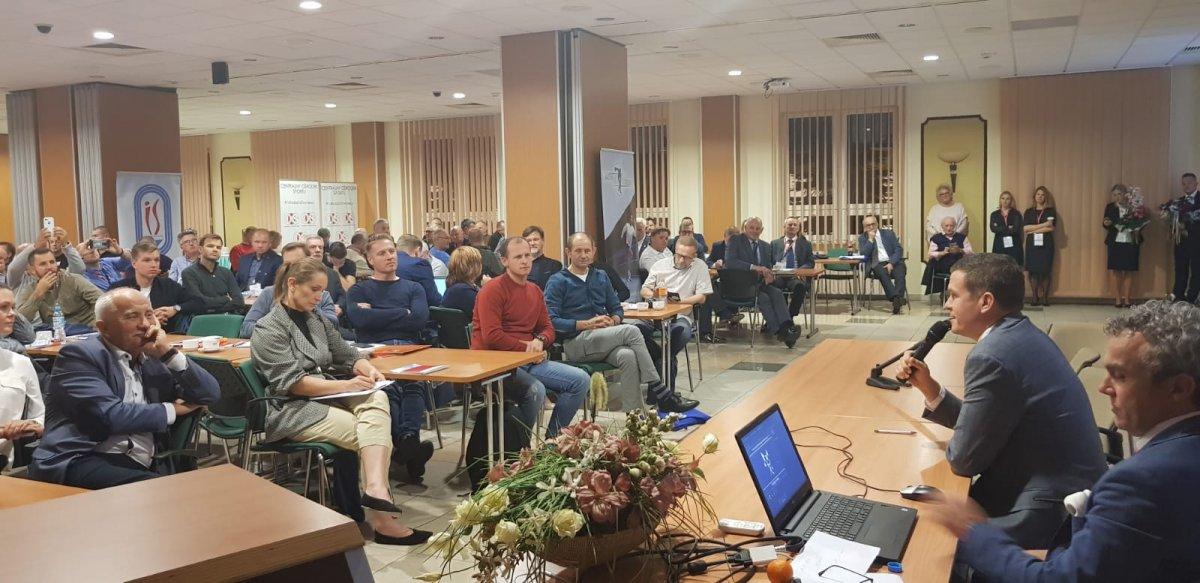 Spała 2019 - konferencja trenerska