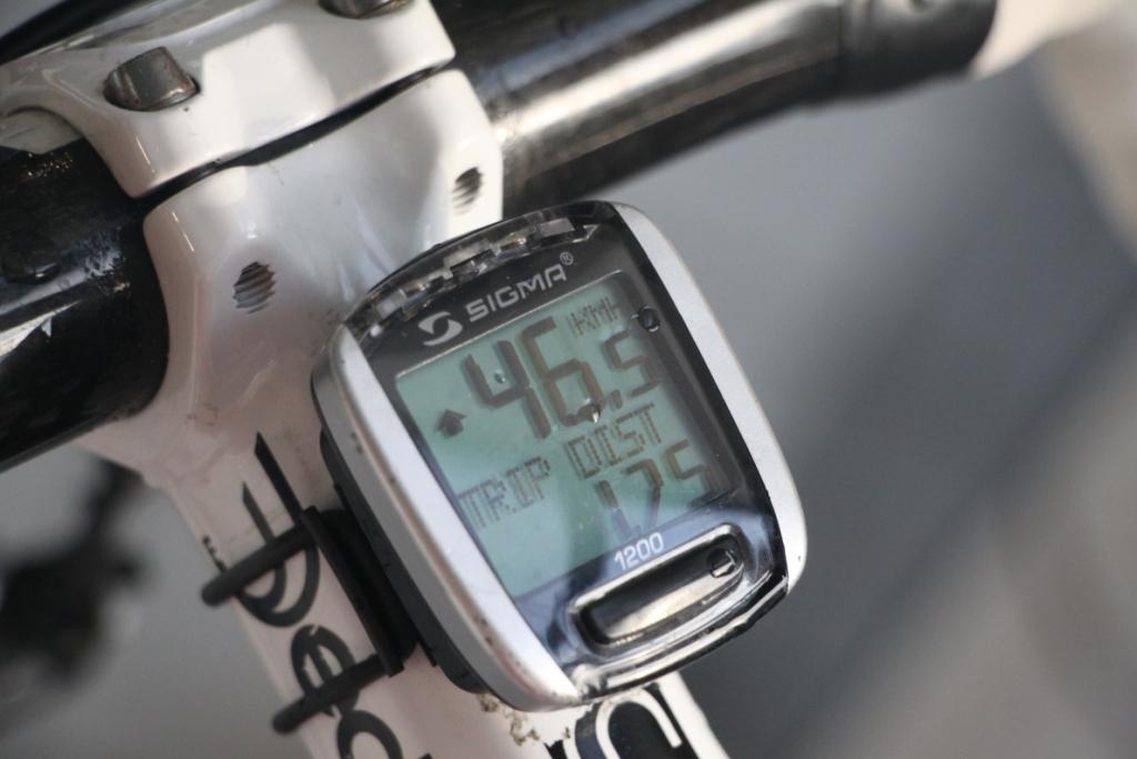 Tempo jazdy rowerowej na rolkach, po pływaniu