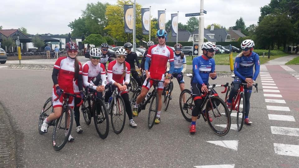 Reprezentacja Polski na ME 2019 w Triathlonie - Weert - Holandia