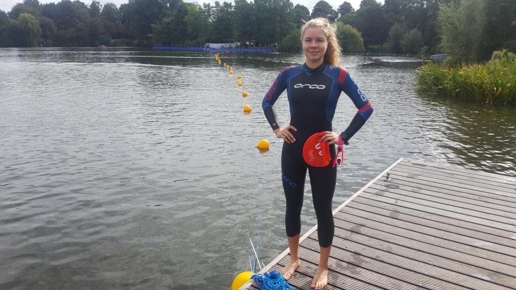 Julia Sanecka w Hamburgu 2020
