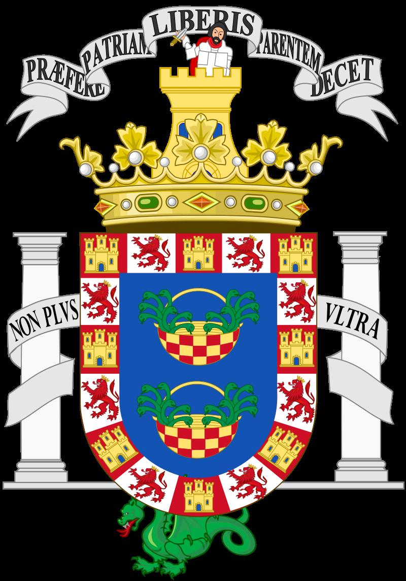Melilla - Herb