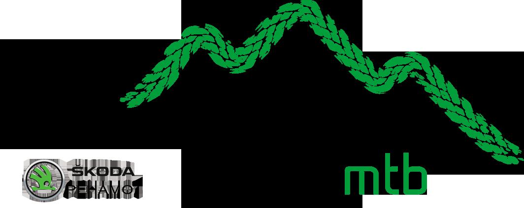 Logo Zachodniopomorskiego Pucharu MTB